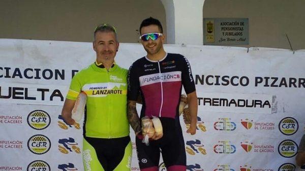 Toni franco se proclama Subcampeón de Extremadura de Ciclismo Adaptado
