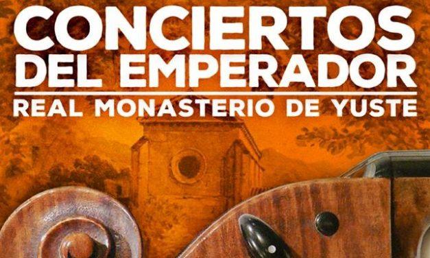 El Collegium Musicum Madrid interpreta los Conciertos del Emperador, en Yuste