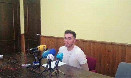 Daniel Domingues, afectado por la deflagración de Tarifa, agracede el apoyo recibido