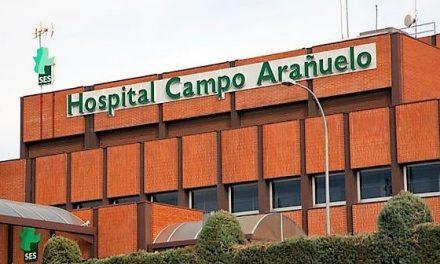 Atropellan a un varón en las puertas del Hospital Campo Arañuelo de Navalmoral