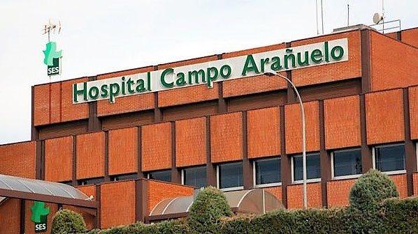 Hombre de 74 años ingresado en el Hospital Campo Arañuelo por un Golpe de Calor
