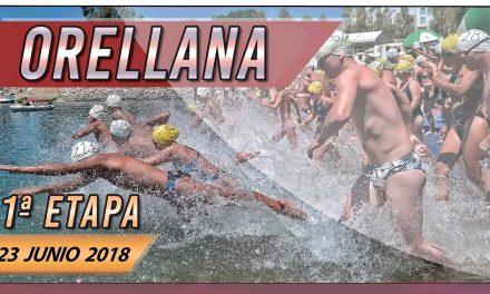 CN Moralo nadará la 1ª Etapa del Circuito de Aguas Abiertas de Extremadura, en Orellana