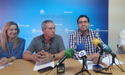 Los populares moralos piden a la Junta el Plan alternativo del cierre de CNA