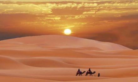 Sáhara – Capítulo 2º
