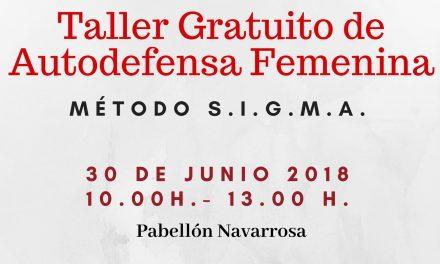 Navalmoral organiza un taller gratuito de Autodefensa Femenina