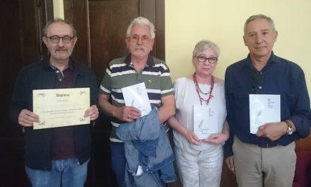 """El verato Francisco Javier González gana el II Certamen de Relatos """"Leandro Fernandez"""""""