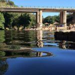 Zonas de baño para la temporada 2018 en Extremadura