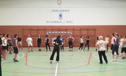 Finaliza con éxito el II Taller de Autodefensa Femenina celebrado en Navalmoral