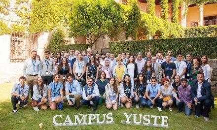 Finalizan los cursos de verano del programa Campus Yuste