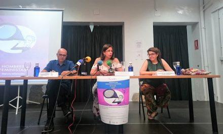 """""""Hombres Feministas. Algunos referentes"""", el cómic presentado por la fundación CEPAIM en el ECJ de Navalmoral"""