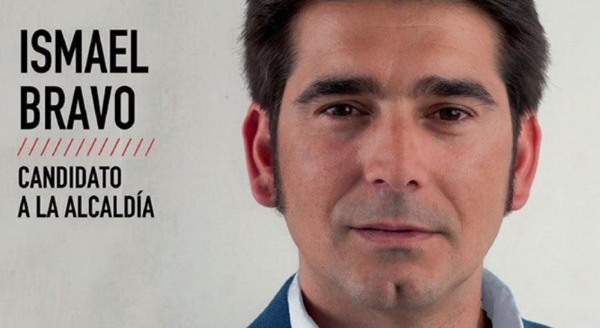 Ismael Bravo es el único candidato del PSOE talayuelano para las elecciones municipales del 2019