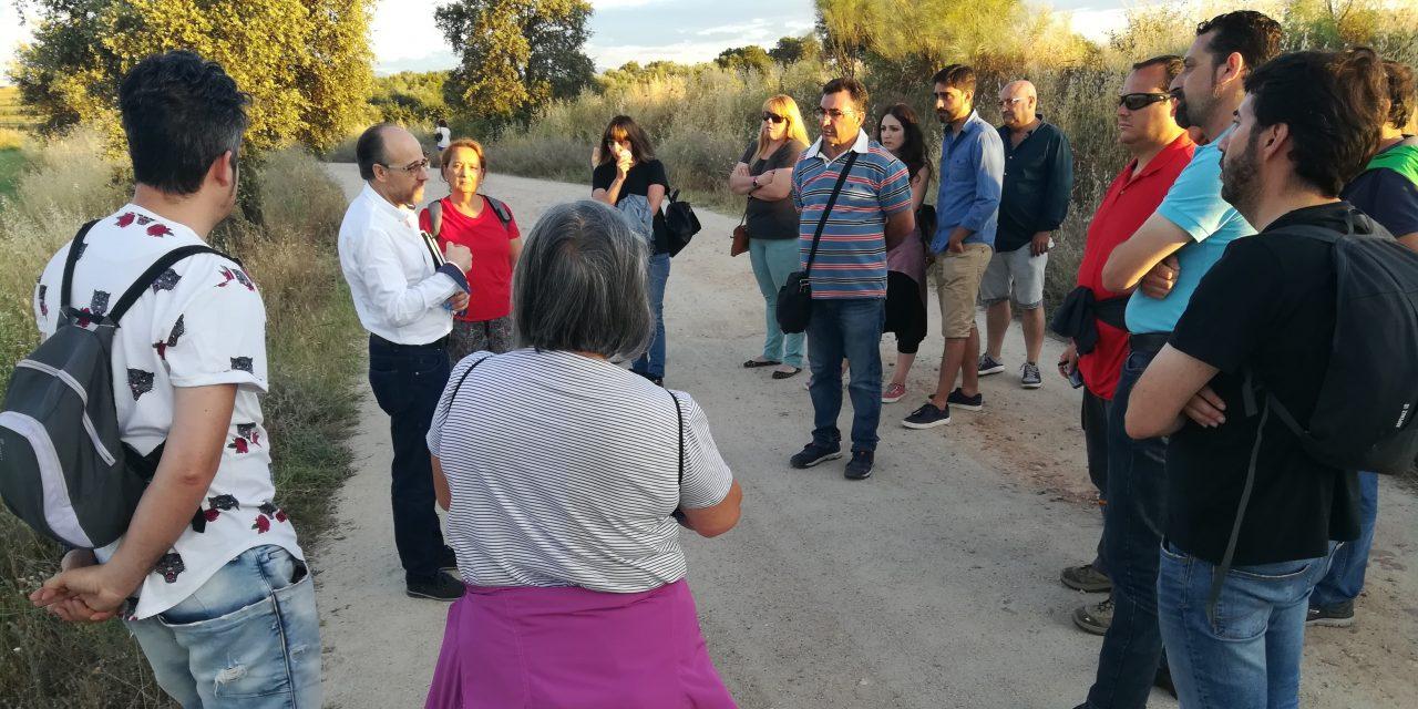 """Finalizan las primeras """"Rutas del Misterio de Gonzalo Pérez Sarró"""""""