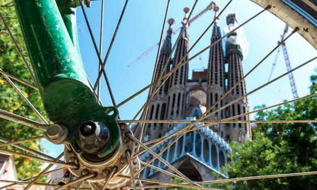 Una bicicleta robada en Barcelona aparece en Navalmoral