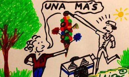 El helado – Las Viñetas de Jairo Jiménez