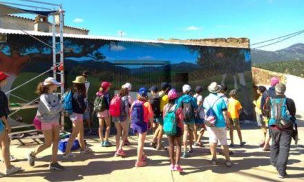 La Inmersión Lingüística llena Romangordo de chicos y chicas