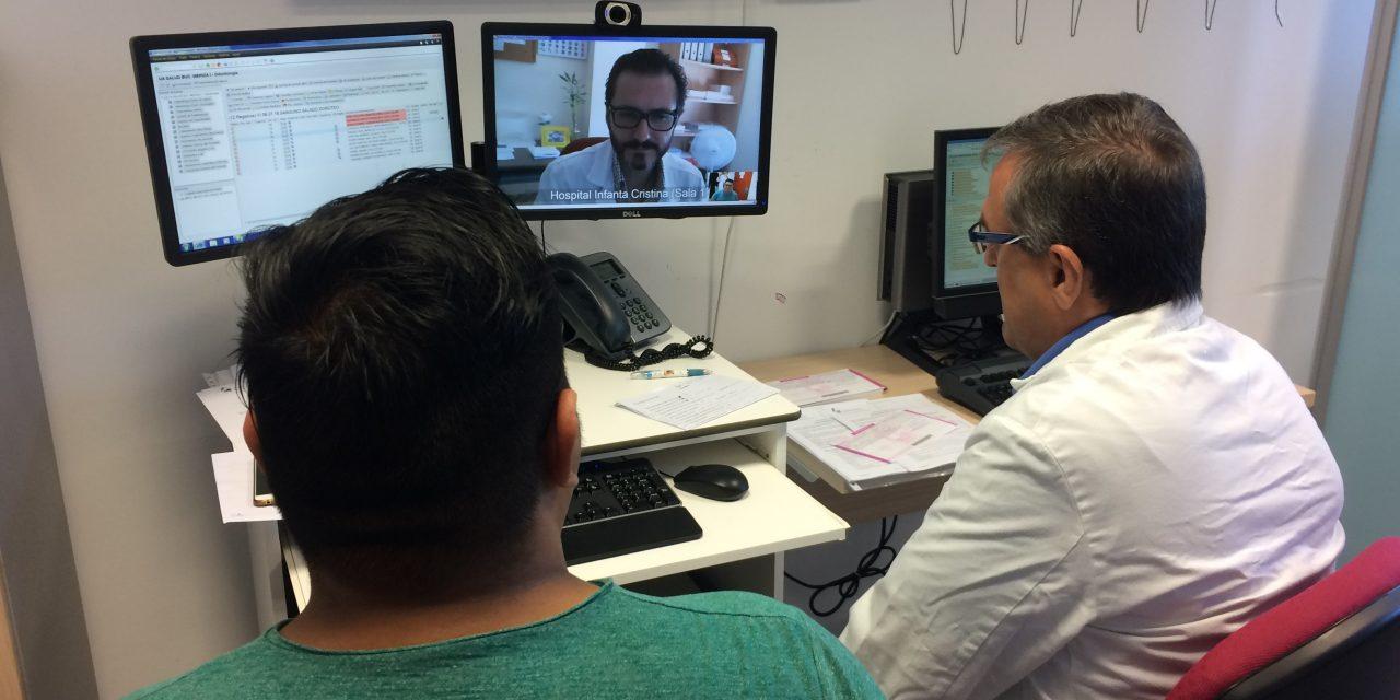 Las teleconsultas de Cirugía Oral y Maxilofacial cumplen un año atendiendo pacientes