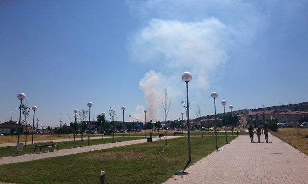¡Avance Informativo! Posible incendio en el paraje de los Cerros de Navalmoral