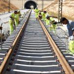 Adif finaliza las obras de mejora de las vías en el tramo Humanes-Monfragüe