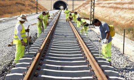 Adif AV licita el suministro de carril de vía del tramo Badajoz – Talayuela/Navalmoral