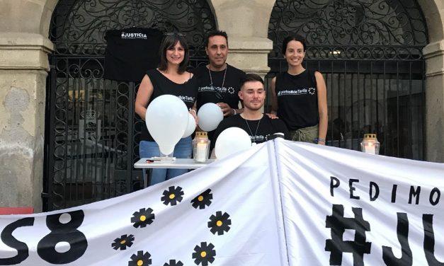 Navalmoral pide justicia por los 8 de Tarifa acompañando a Daniel Domingues
