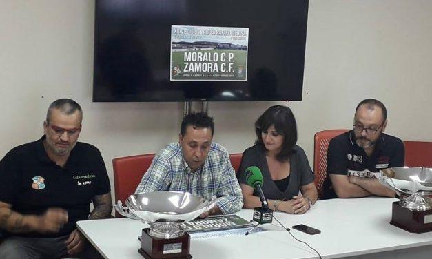 El Moralo CP recupera el Memorial Rafael Medina