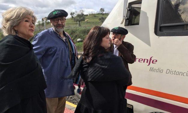 Milana Bonita no acudirá a la manifestación propuesta por el PP, ni a la propuesta por el Pacto del Ferrocarril