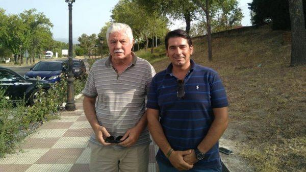 Se reúnen en Talayuela el nuevo presidente de Cetarsa y el secretario del PSOE de la localidad