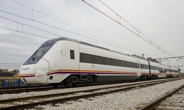 Renfe adelanta la renovación del parque de trenes de Extremadura
