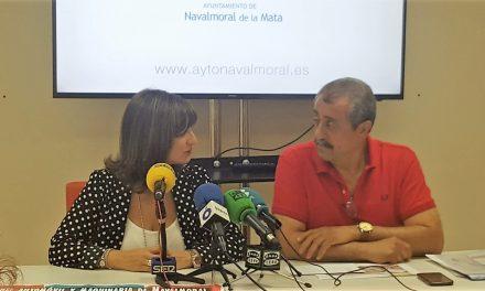 Navalmoral presenta la Feria del Automóvil y la Maquinaria 2018