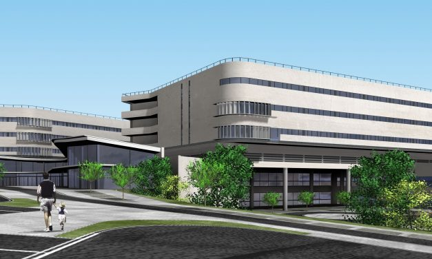 El Hospital Universitario de Cáceres abrirá la primera fase al completo en enero de 2019