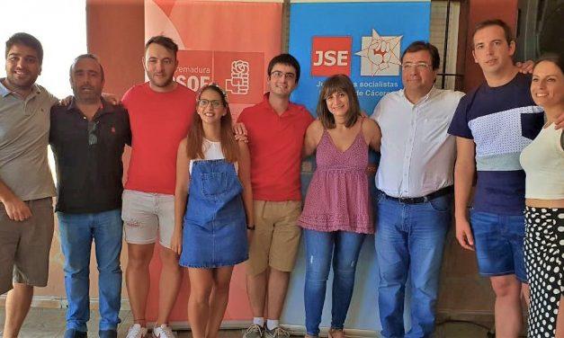 La Agrupación Socialista Morala presenta a Raquel Medina como su candidata para las próximas elecciones del 2019
