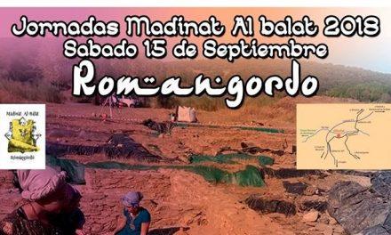 Jornada de puertas abiertas de Madinat Albalat en Romangordo