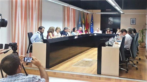 Navalmoral vuelve a la actividad plenaria tras el descanso estival