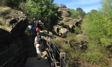 Diputación proyecta acondicionar y homologar catorce senderos en Monfragüe