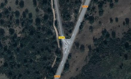 Varón herido en un accidente de tráfico entre Bohonal y Valdehúncar
