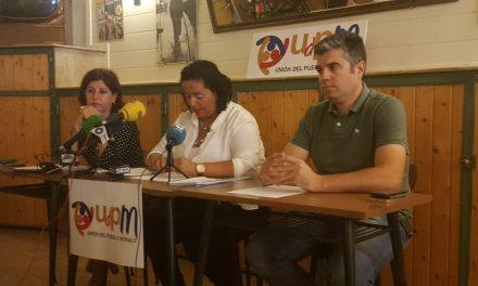 UdPM cuestiona la gestión municipal y pide construir un nuevo núcleo para la CNA