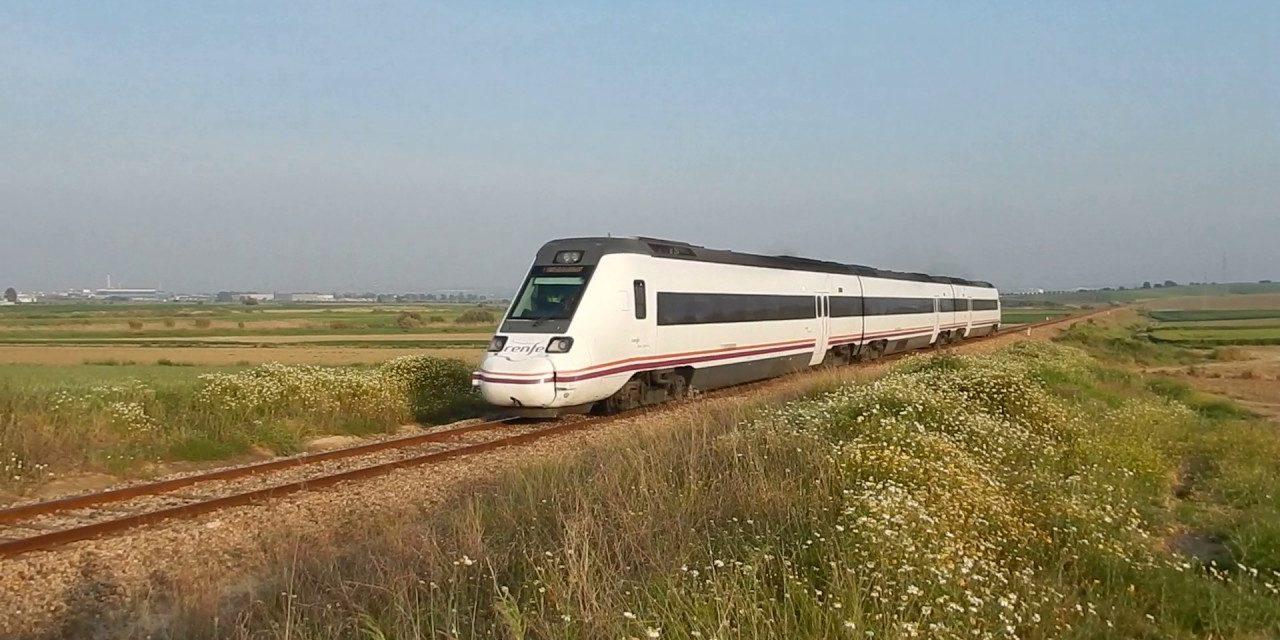 En la línea de tren Madrid Extremadura habrá cortes por obras durante un mes