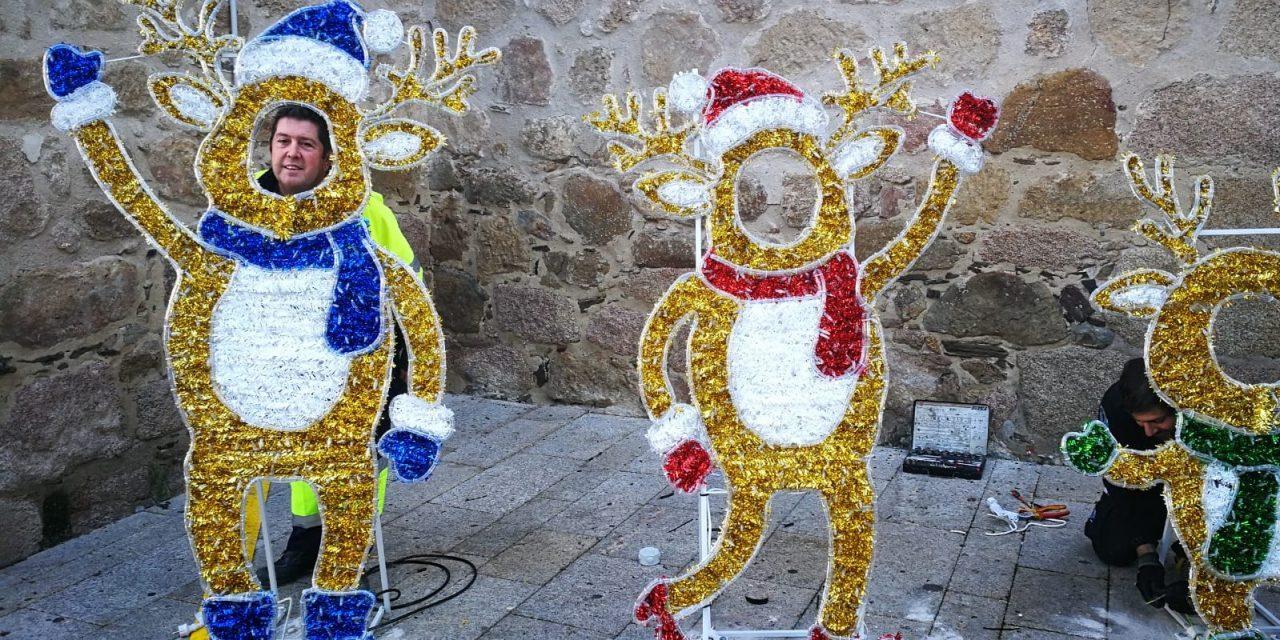 Feliz Navidad Antonio Recio.Navalmoral Vivira Esta Noche El Encendido De La Iluminacion