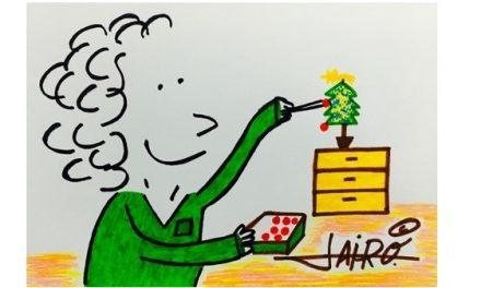Feliz Navidad – Las Viñetas de Jairo Jiménez