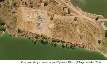Madinat Albalat presenta el informe sobre las excavaciones realizadas en 2018