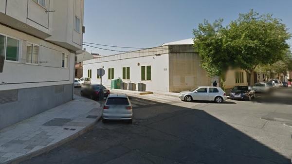 Un herido por colisión de dos vehículos en la calle Marqués de Salamanca de Navalmoral