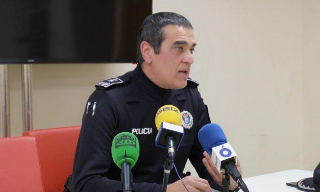 El Subinspector Jefe de la Policía Local de Navalmoral comparece para informar a la ciudadanía morala