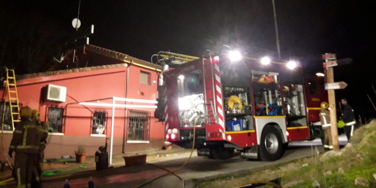 Un nuevo incendio destruye el Fogón Verato en la Garganta de Cuartos