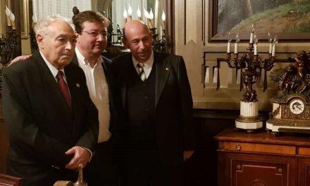 Homenaje al jaraiceño, Marcelo Muñoz, decano de los empresarios españoles en China
