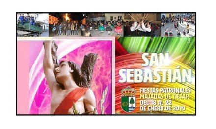 Majadas celebra las fiestas de San Sebastián 2019