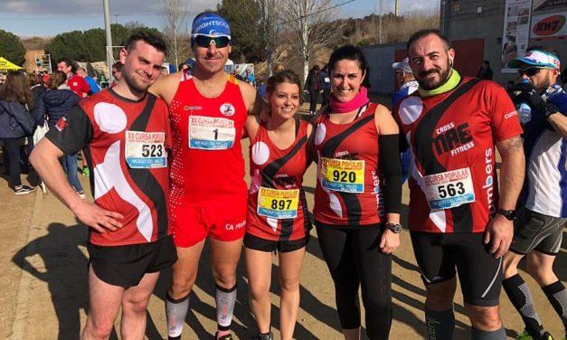 Toni Franco recibe un reconocimiento en la XX Carrera popular Sant Vicenç 2019 de Mollet del Vallés