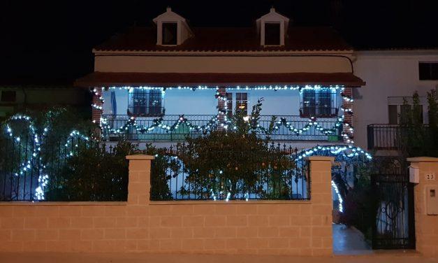 Ganadores del I Concurso Luce tu Casa de Bohonal de Ibor