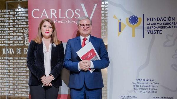 La Fundación Yuste convoca la XIII edición del Premio Europeo Carlos V