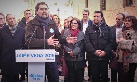 Jaime Vega quiere mejorar la gestión municipal morala si llega a la alcaldía