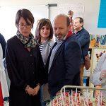 """La consejera de Políticas Agrarias participa en la actividad """"Albafrutti"""" del IES Albalat"""